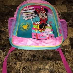 American Tourister Minnie Mouse Travel Backpack